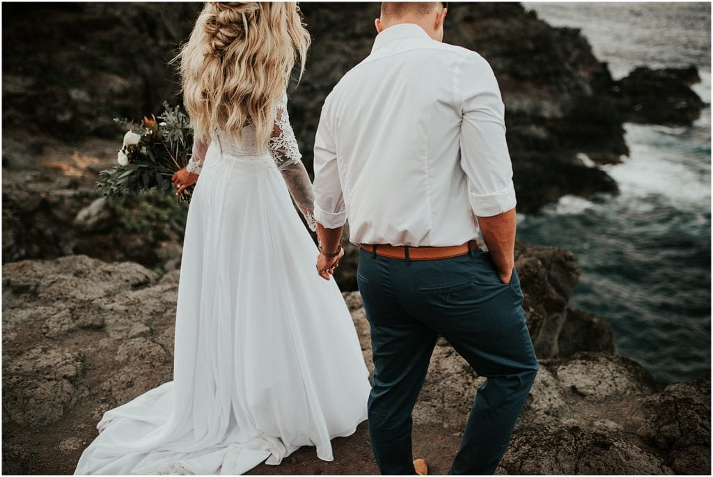 hawaii elopement planning