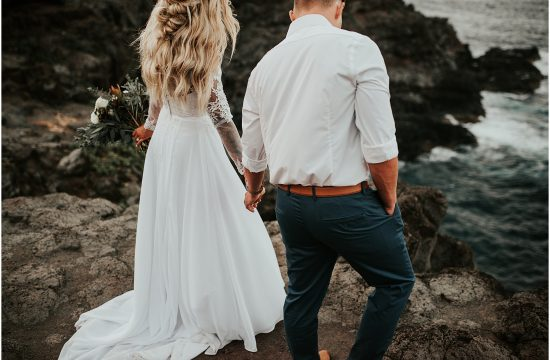 Maui Elopement Couple Photography