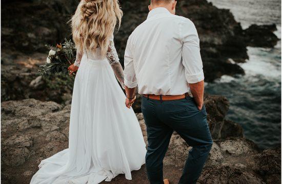 Maui Elopement Couple Photography